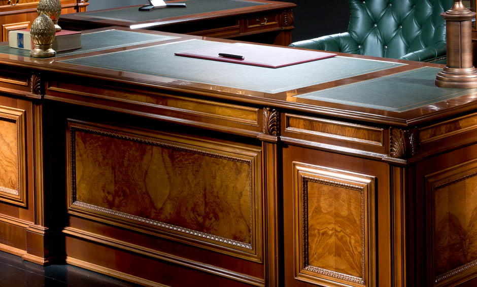 DISVALMA Classic Office Furniture For Leaders